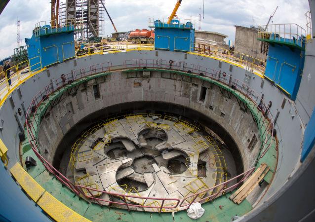 Canteiro de obras do cosmódromo Vostochny