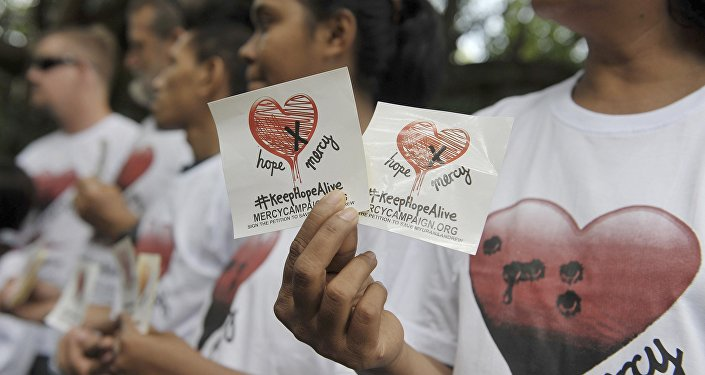 Australianos fazem campanha para salvar condenados à morte na Indonésia