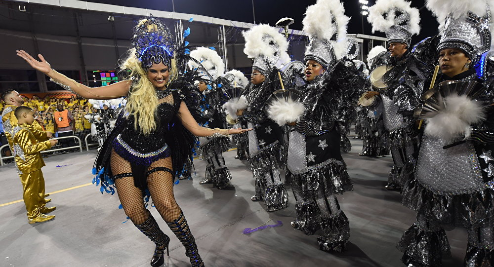 Carnaval em São Paulo