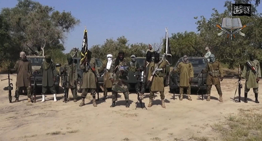 Miltantes do Boko Haram