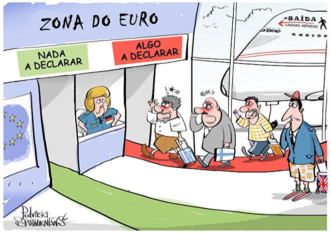 Há cada vez mais países com vontade de sair da zona do euro