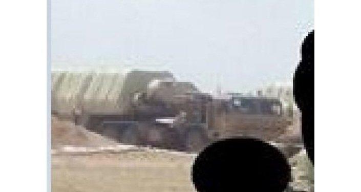 Argélia supostamente usa sistemas russos S-400