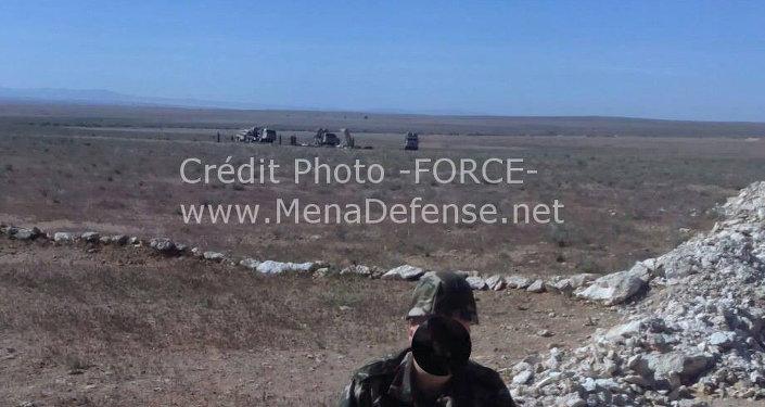 Argélia supostamente começou a usar sistemas russos S-400