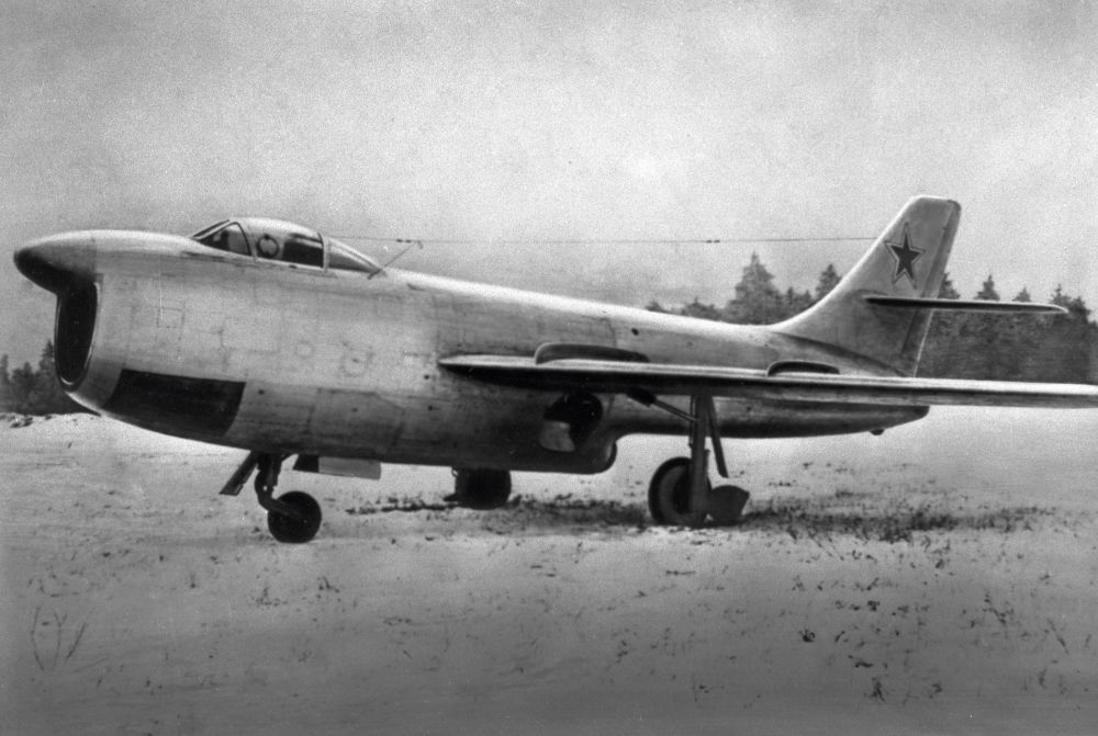 Caça-interceptor Su-15