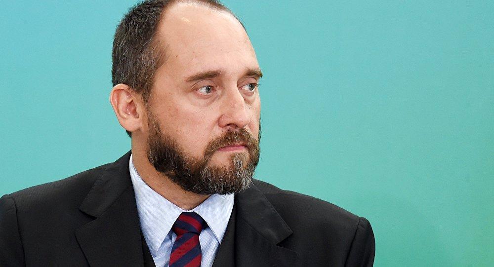 O Advogado Geral da União (AGU), Luís Inácio Adams