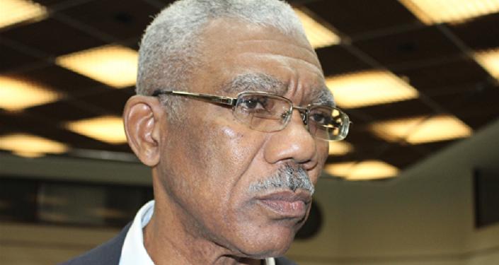 Presidente da Guiana, David Granger