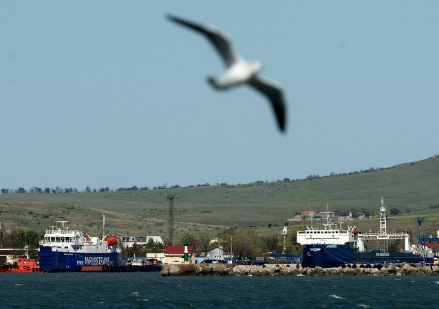 Puerto de Kerch