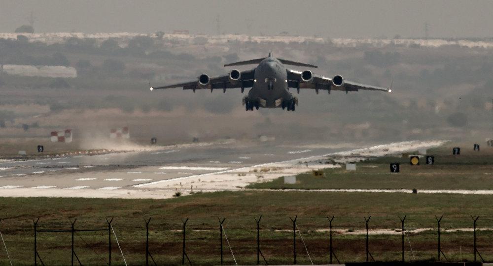 Turquia põe em questão uso pelos EUA da base de Incirlik