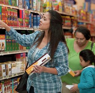 Supermercado nos EUA