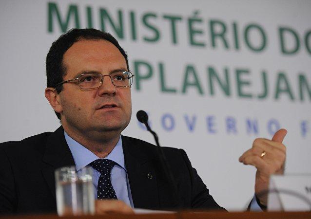 Ministro da Fazenda, Nelson Barbosa.