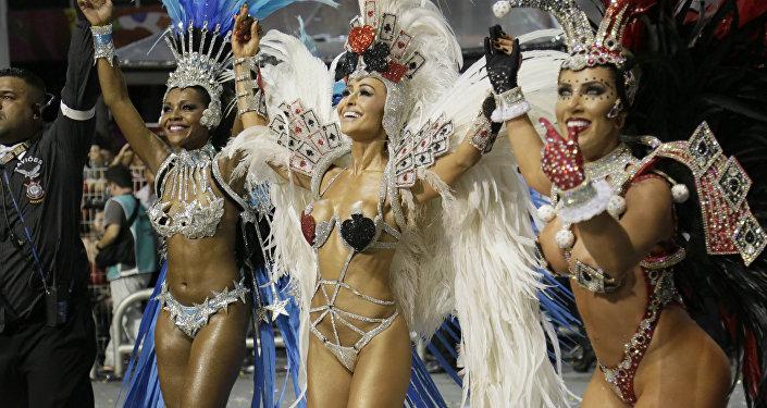 Desfiles do Grupo Especial de São Paulo