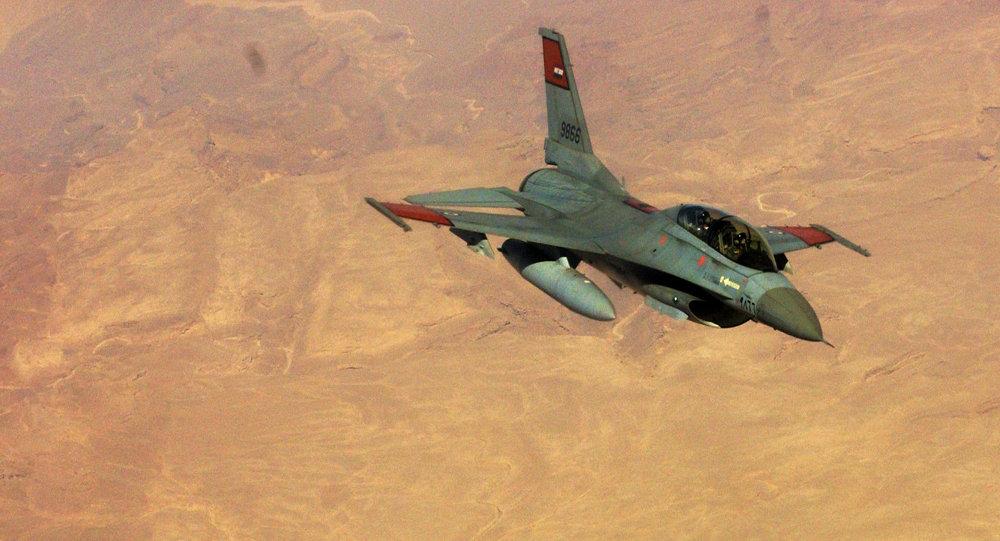 Caça das Forças Armadas do Egito