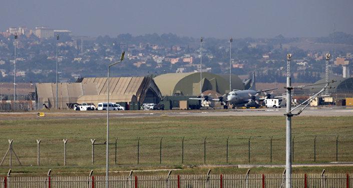 Base militar turca de Incirlik