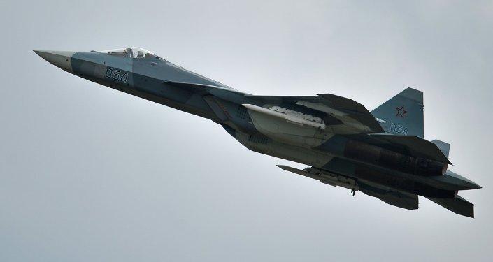 Caça Т-50 (PAK FA)