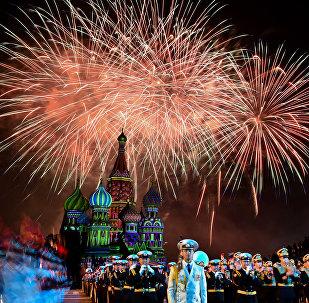 Festival Torre Spasskaya de 2014