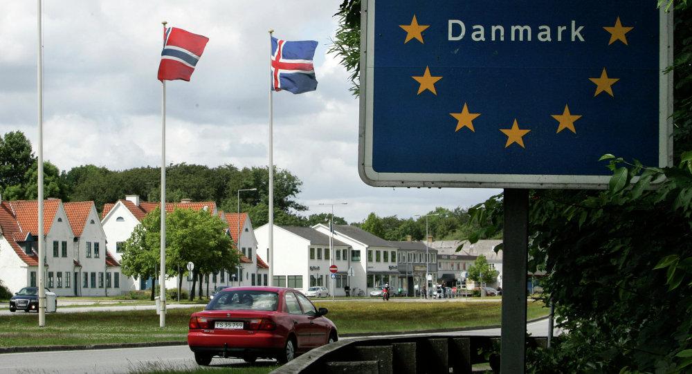 Fronteira dinamarquesa