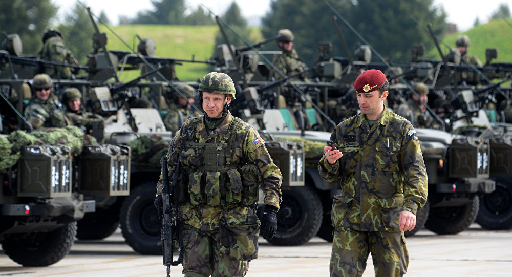 Exército tcheco