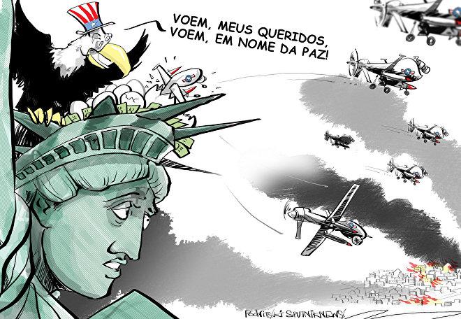 Drones da paz