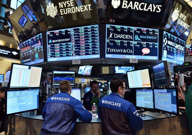 Especialistas da Bolsa de Valores, 3 de julho, 2013, Nova York