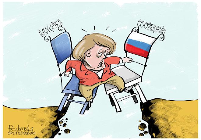 Como guardar sanções antirrussas e ao mesmo tempo cooperar com a Rússia