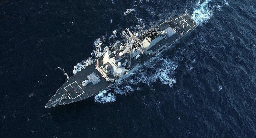 USS Donald Cook (foto de arquivo)