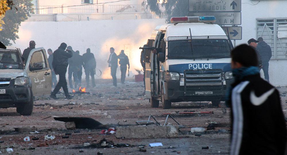 Situação na Líbia