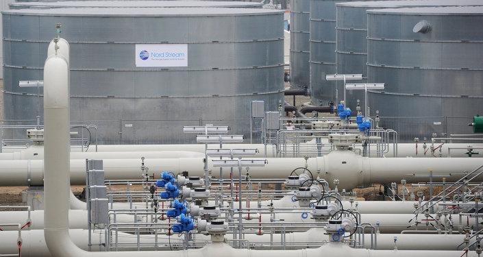 Gasoduto Nord Stream na Alemanha