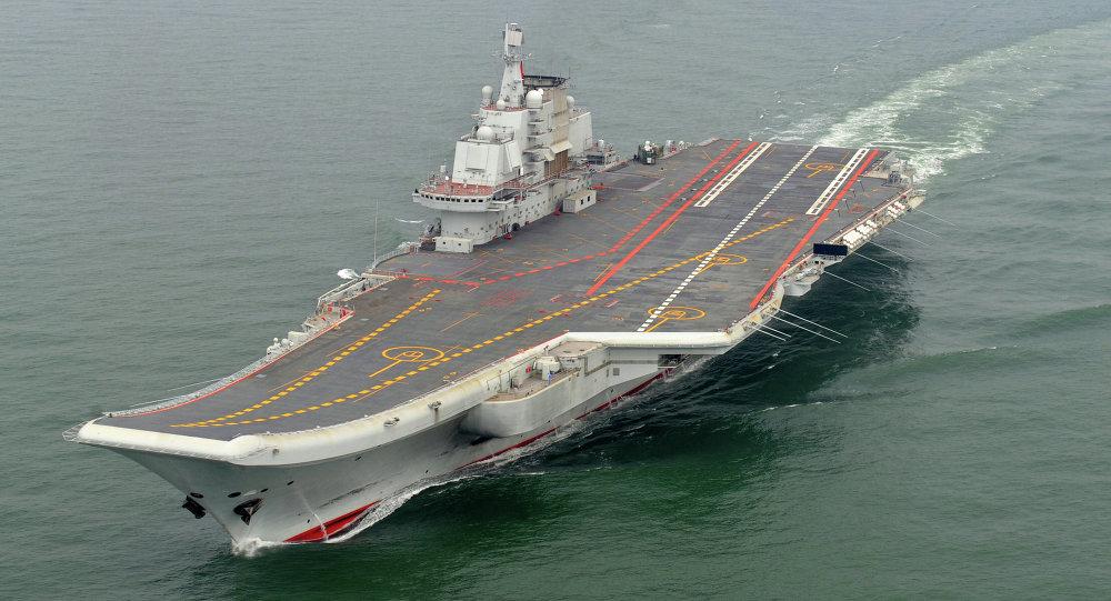 Porta-aviões chinês Liaoning