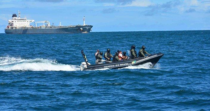 Embarcações da Marinha do Brasil