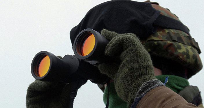 Vigilância de fronteiras entre Rússia e União Europeia