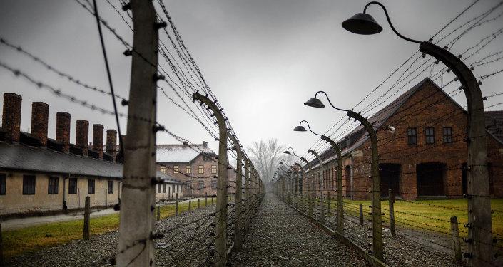 Campo de concentração Auschwitz, Polônia. Museu desde 1947