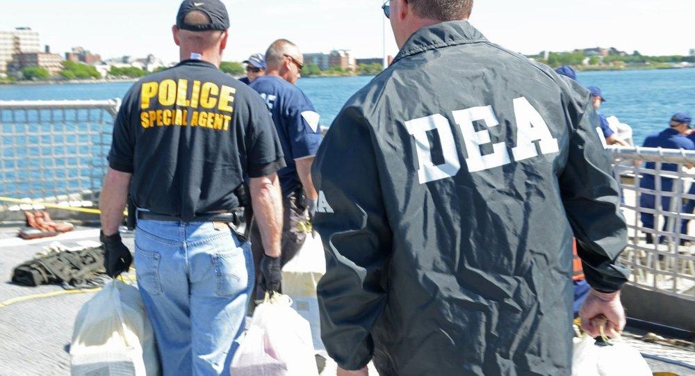 Agentes da DEA (Drug Enforcement Administration)