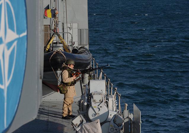 Exercícios da OTAN no Mar Negro