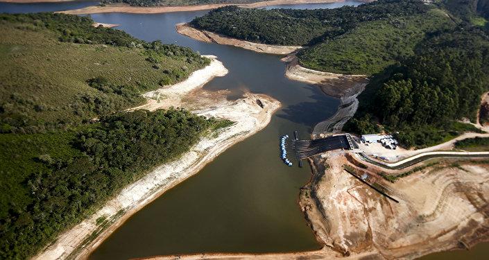 Brasil - crise hídrica