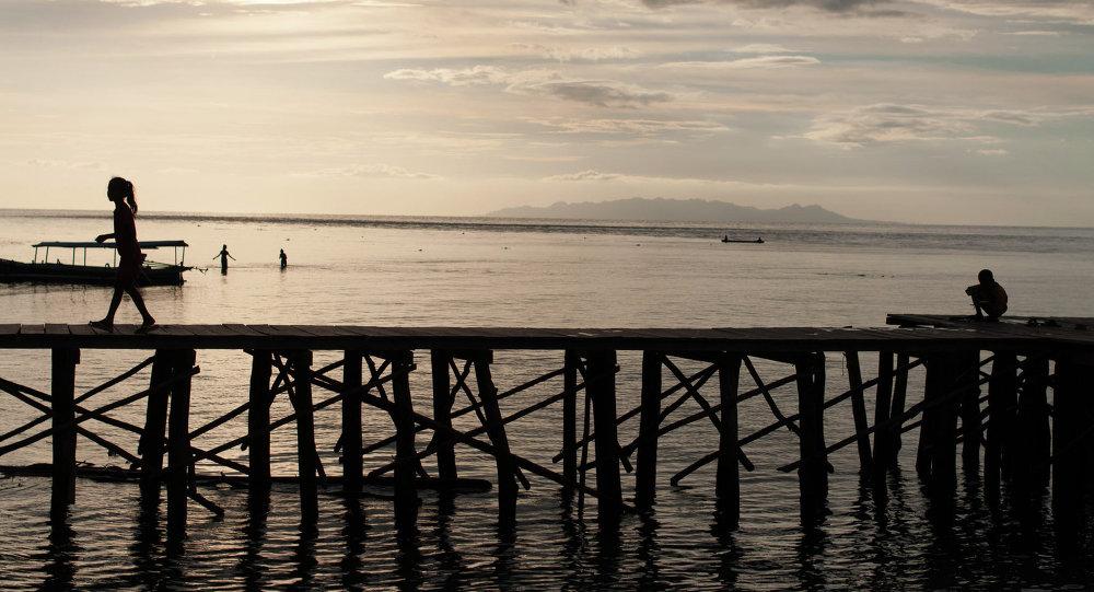 Segundo centro especializado do Pacífico, não há riscos de tsunami na região