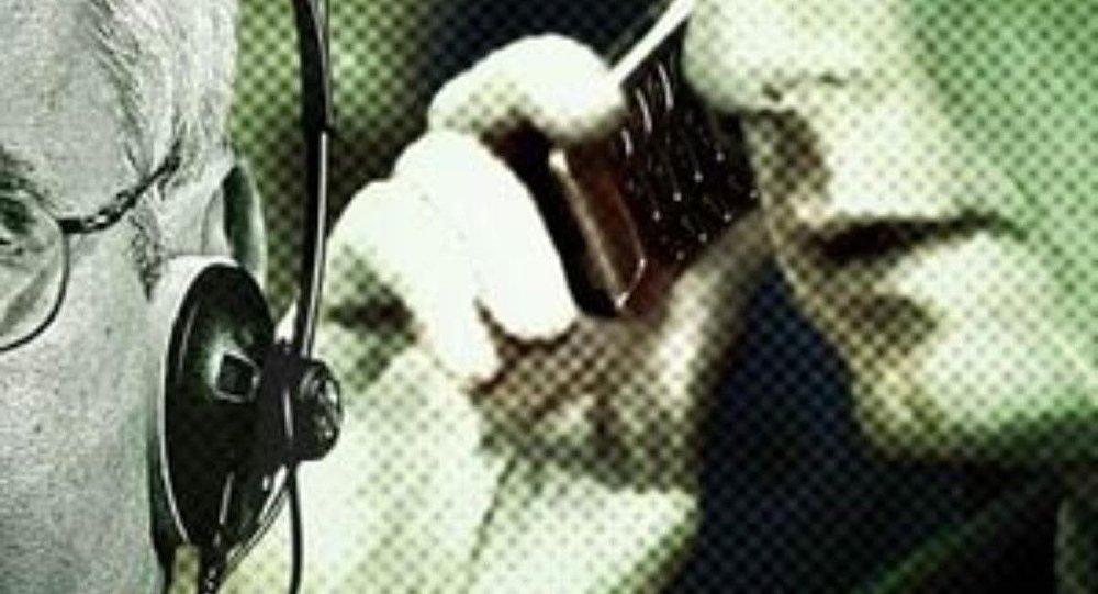 Escutas telefônicas