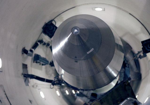Míssil nuclear (arquivo)