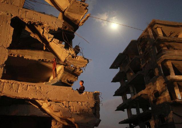 Faixa de Gaza