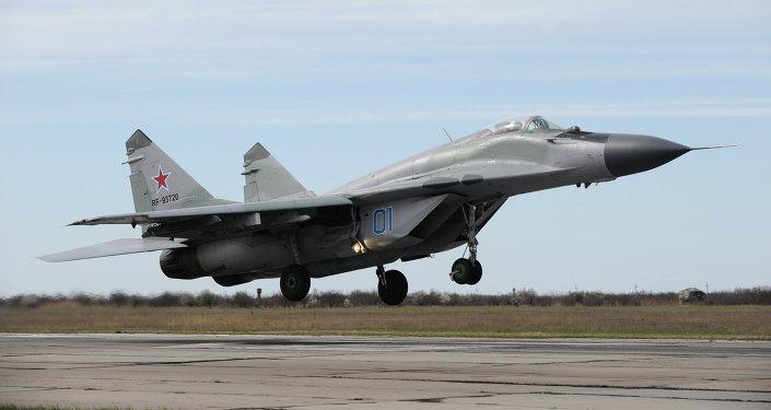 Caça MiG-29