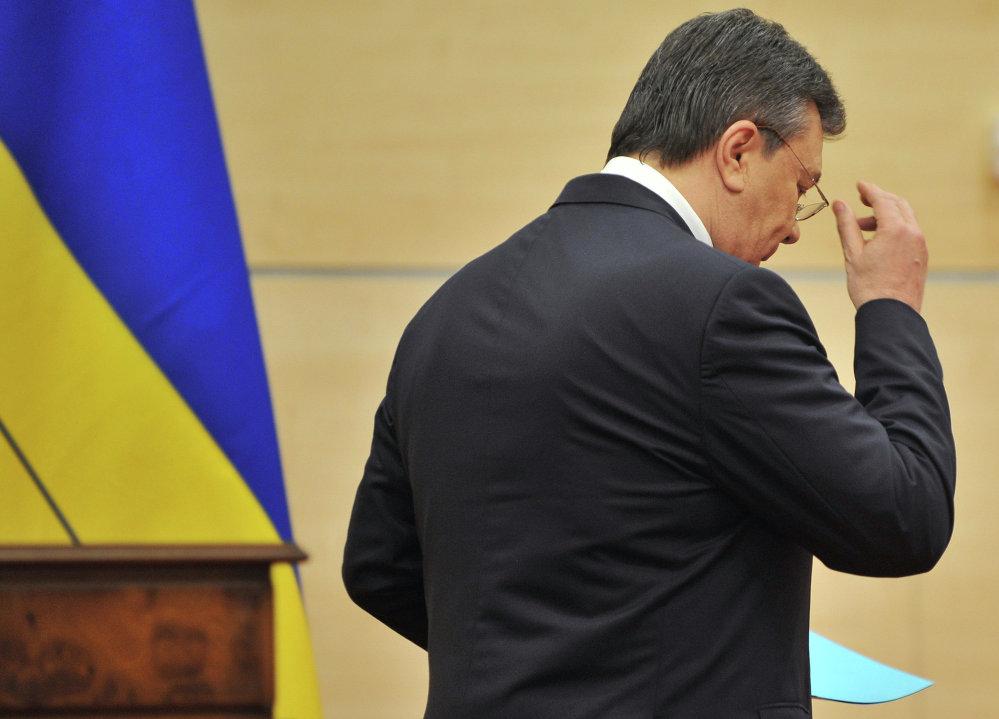 Um ano da história da Ucrânia depois do Euromaidan