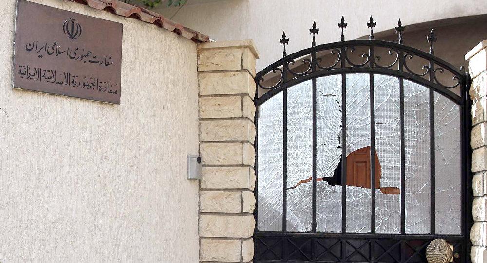 Embaixada iraniana em Trípoli