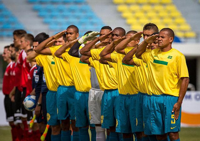 A delegação Brasileira é a maior visitante desta edição dos jogos, com 283 atletas