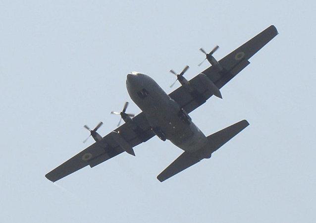 Avião de transporte C-130