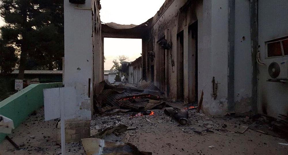 Hospital do Médicos Sem Fronteiras bombardeado no norte do Afeganistão no dia 3 de outubro, em Kunduz