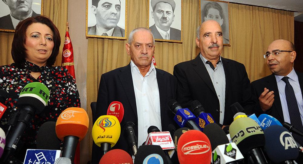 Quarteto do Diálogo Nacional Tunisiano