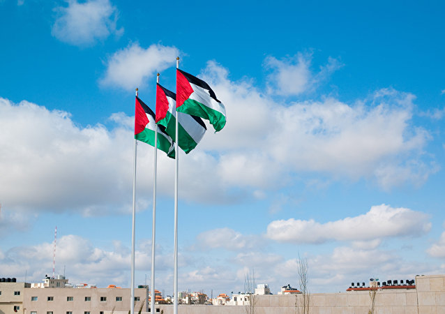 Bandeiras da Palestina