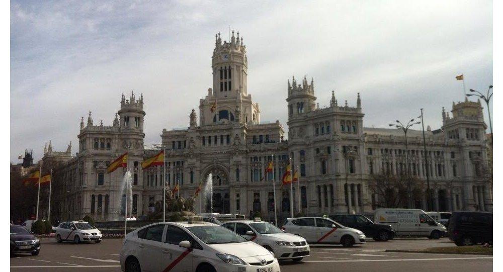 Centro de Madrid, Espanha