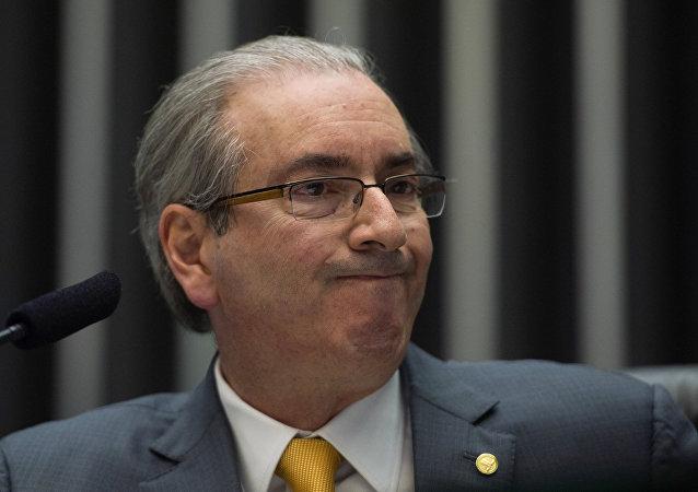 Presidente da Câmara dos Deputados – Eduardo Cunha