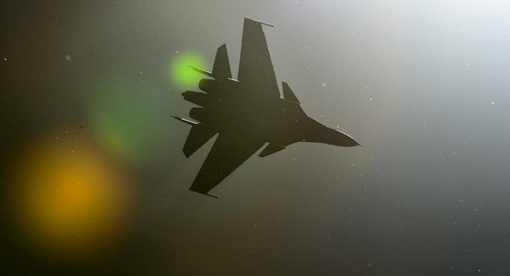 Caça Sukhoi Su-30SM
