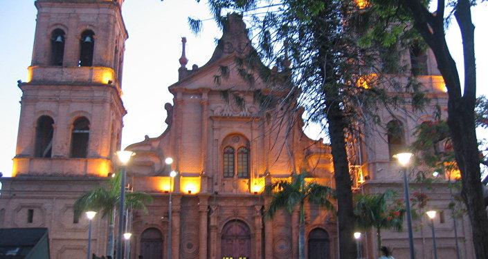 Catedral de Santa Cruz, Bolívia